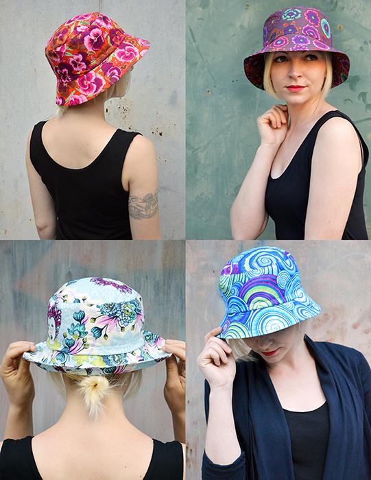 dámský letní klobouk amadee